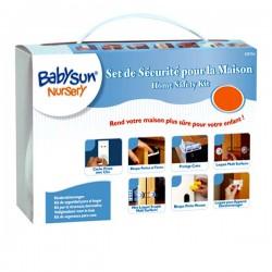 Mini set de Sécurité de la marque Babysun Nursery 13 Pièces sur Promo Couches