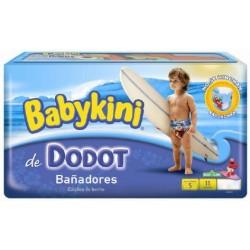 Pack 11 Couches Maillot de bain Dodot Babykini