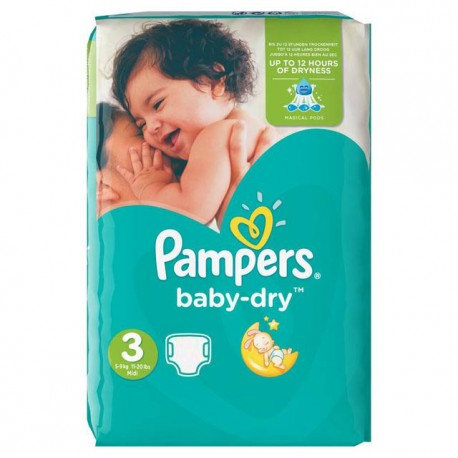 Couches pampers baby dry taille 3 petit prix 70 - Prix couches pampers baby dry taille 4 ...