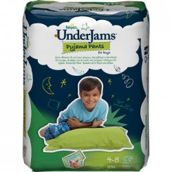 Giga Pack 40 Sous-vêtements jetables Pampers Underjams taille S/M sur Promo Couches