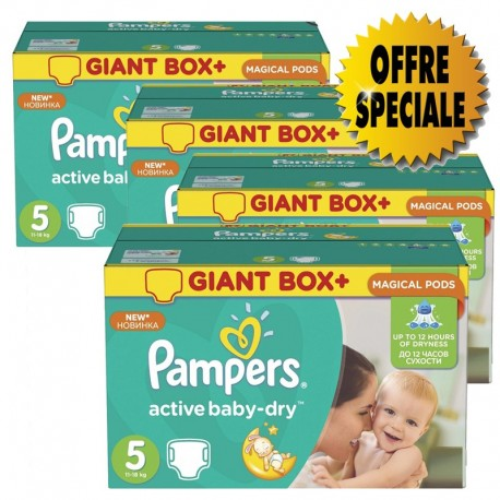 couches pampers active baby dry taille 5 en promotion 522 couches sur promo couches. Black Bedroom Furniture Sets. Home Design Ideas