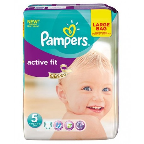 Couches pampers active fit taille 5 petit prix 45 couches sur promo couches - Comparateur de prix couches pampers ...