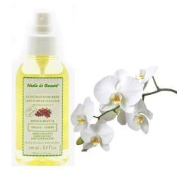 Huile de beauté à l'extrait d'orchidée 100% pur et végétal sur Promo Couches