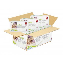 Giga pack 600 Couches bio écologiques Swilet taille 1 sur Promo Couches