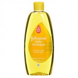 Shampooing doux bébé Johnson 300 ml sur Promo Couches