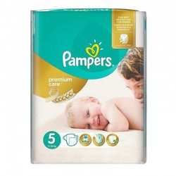 Pack 60 Couches Pampers Premium Care - Prima taille 5
