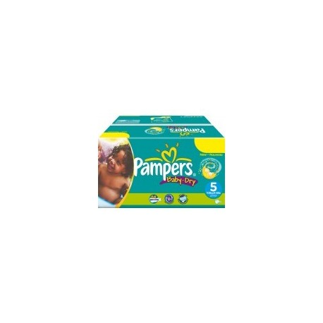Giga pack 216 Couches Pampers Baby Dry sur Promo Couches