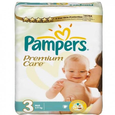 Couches pampers premium care taille 3 petit prix 60 couches sur promo couches - Comparateur de prix couches pampers ...