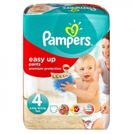 Couches pampers easy up taille 4 moins cher 42 couches sur promo couches - Couches pampers promotion ...